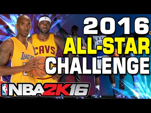 NBA 2K16 2016 All-Star Team Challenge