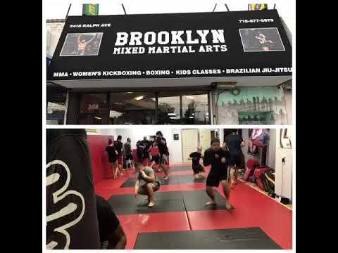 Brooklyn's premier MMA academy