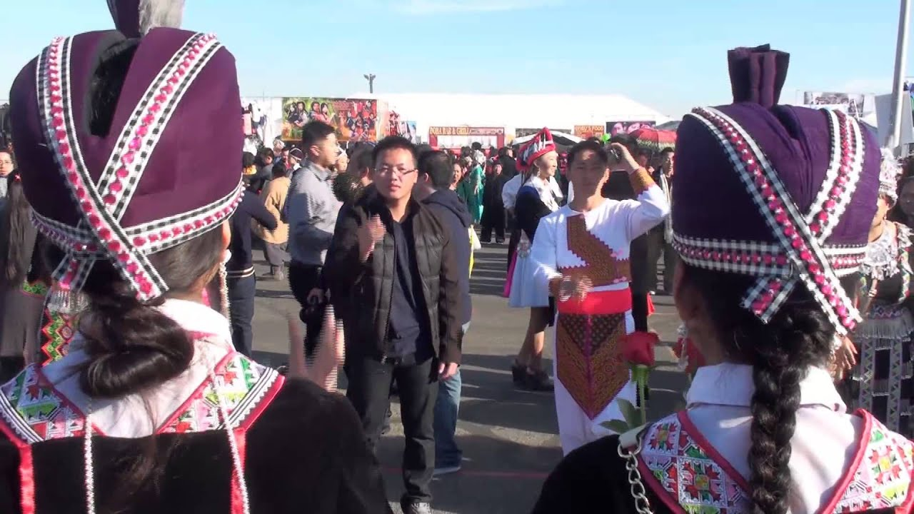 Fresno Hmong New Year 2015 - International - YouTube