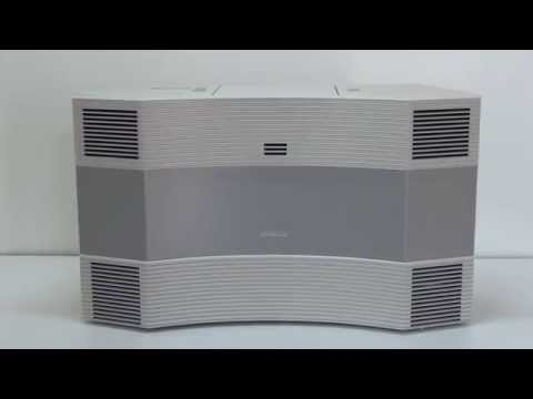 BOSE Acoustic Wave Music System II AWMS II