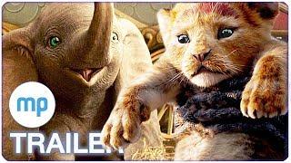 DISNEY FILME 2018/2019 Trailer: Auf diese Disney Filme könnt Ihr Euch freuen!