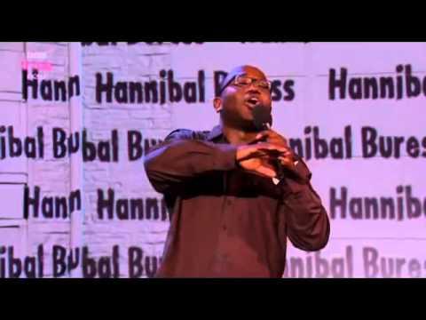 Hannibal Buress on Russell Howard's Good News