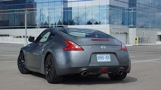 2016 Nissan 370Z Coupe Base - Review