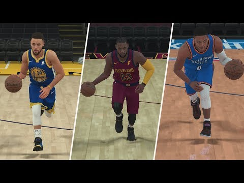 Who Is The Fastest Player In NBA? NBA 2K18 Gameplay!