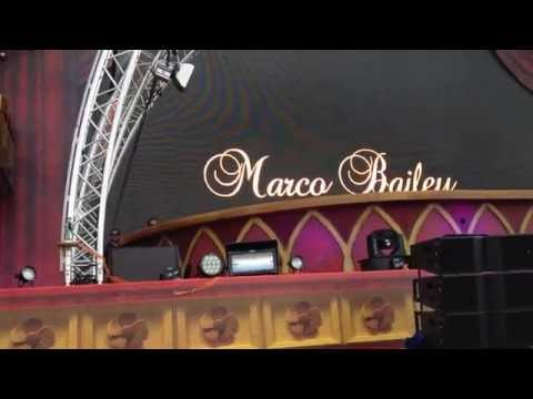 Marco Bailey end of set and Adam Beyer intro Tomorrowland 2014 wk1