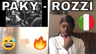 ITALIAN TRAP ?? | Paky - ROZZI | (REACTION)