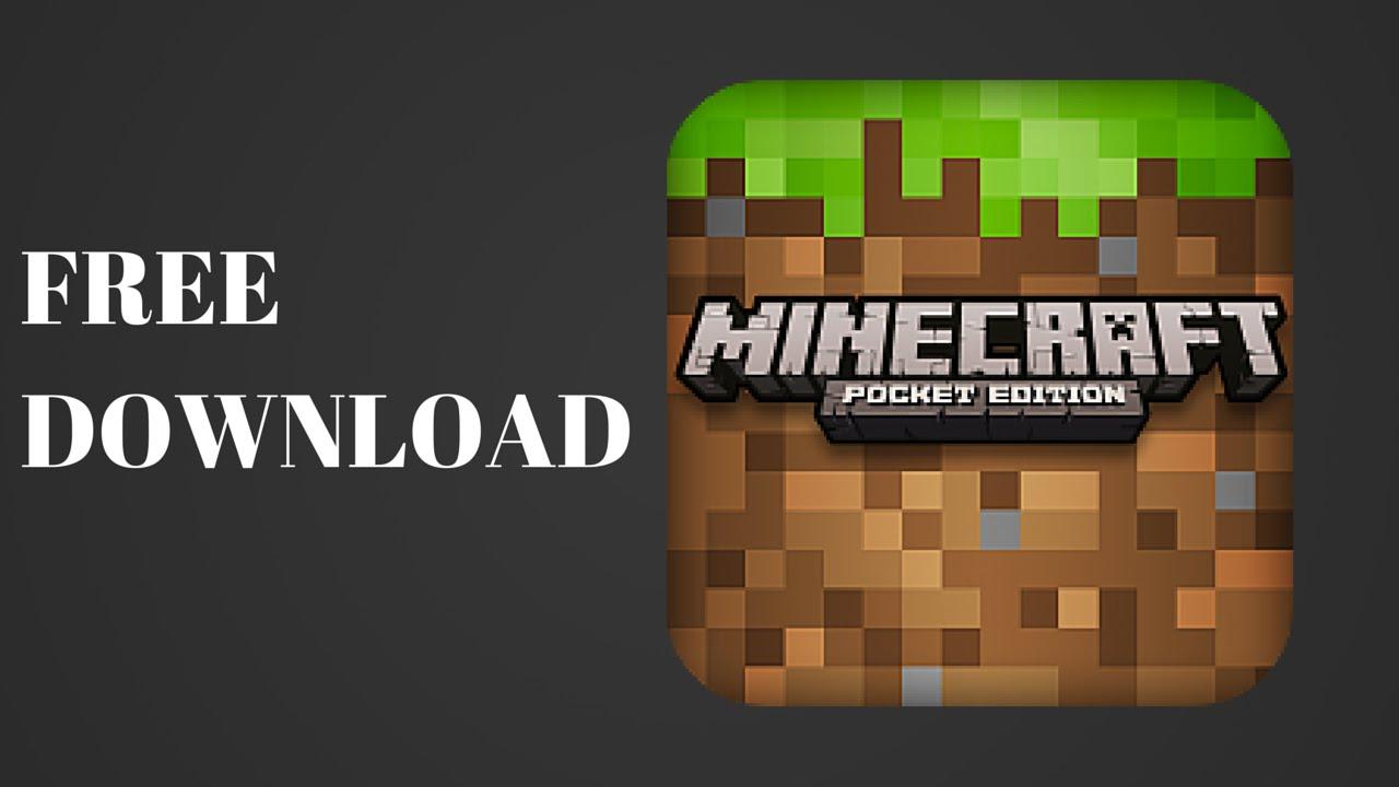 FREE MINECRAFT PE DOWNLOAD ANDROID MULTIPLAYER YouTube - Minecraft pocket edition kostenlos spielen ohne download