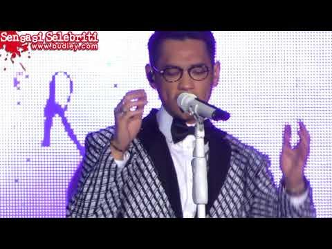 Afgan Nyanyi Lagu KATAKAN TIDAK di Konsert Terunggul