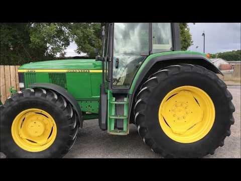 1999 John Deere 6910 Tractor