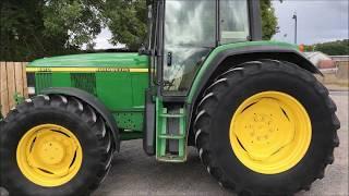 1999 John Deere 6910 Premium Tractor