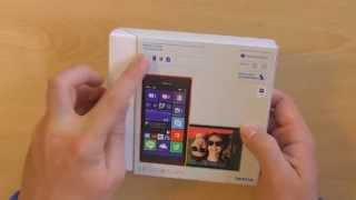 Nokia Lumia 730 Dual SIM Test – 1. Unboxing