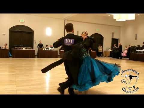 Jessica Virgo Ballroom Scholarship Denver Dance Jam