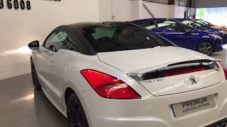 Peugeot  RCZ Magnetic Limited Edition 2014 Videos