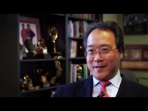 Yo-Yo Ma: Kennedy Center's New Artistic Advisor At Large