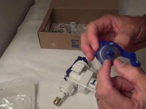 Geberit Impuls360 Toilet Cistern Filling Valve Replacement Seal Washer Diaphragm