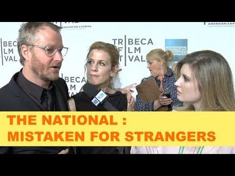 The National : Mistaken For Strangers @ Tribeca Film Festival 2013 - Beyond The Trailer