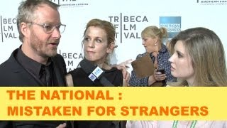 The National : Mistaken for Strangers @ Tribeca Film Festival 2013 - Beyond The Trailer