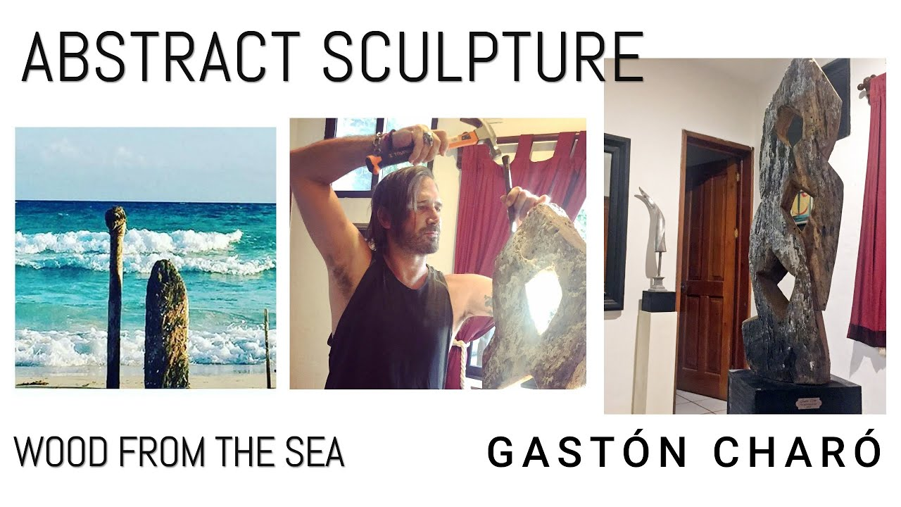 How to make an Abstract Scupture - Gastón Charó