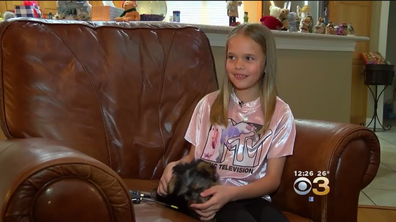 Video Of Girl's Reaction To Getting Surprise Puppy Goes Viral