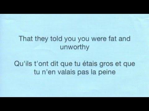 Ugly - Nicole Dollanganger Lyrics English/Français