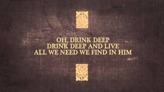 Fanny Crosby - Come To The Water feat Paul Baloche (Official Lyric Video)