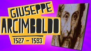 Giuseppe Arcimboldo (Milán, 1527 - Milán, 1593) - Grandes Maestros del Arte - Educatina