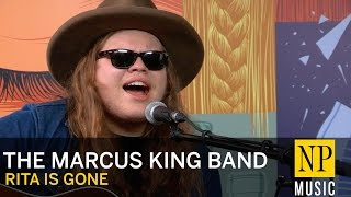 The Marcus King Band perform 'Rita Is Gone' in NP Music studio