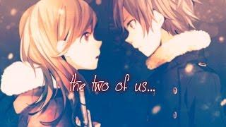 {Аниме клип про любовь} Мы вдвоем...