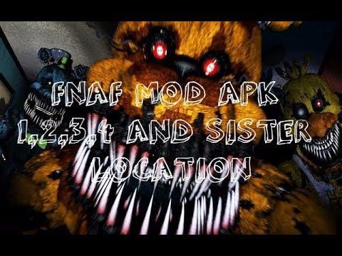 fnaf sister location apk revdl