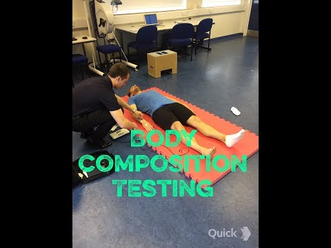 Body Composition Testing - BMI, BIA & SKINFOLDS