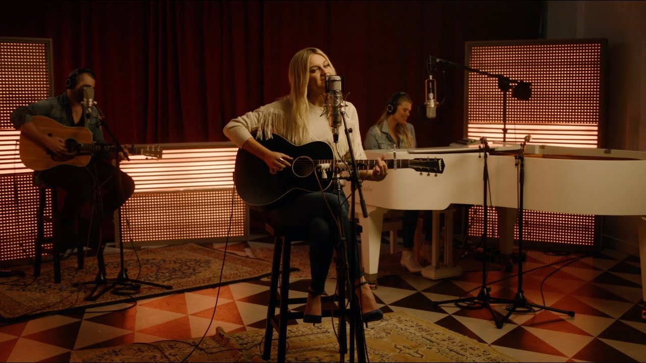 Kelsea Ballerini Homecoming Queen Youtube Sessions Performance Youtube