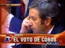 Cobos votó por el NO a la 125 en el senado. Ganó el campo
