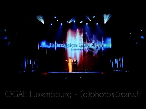 Concours Eurovision Gala Night Luxembourg 2014