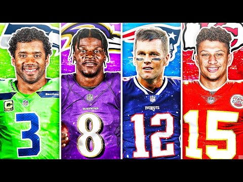 BEST NFL PLAYER FROM EACH JERSEY NUMBER from YouTube · Duration:  13 minutes 37 seconds