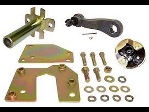 64-65-66 Chevy Truck Power Steering: Pickup Truck Restoration-Part 3-DONE!