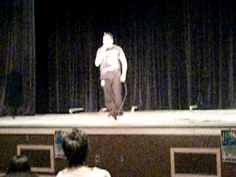 performing of JOKSAN en kingston high school.