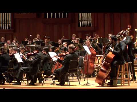 "Baylor Symphony Orchestra performing Ein Heldenleben (""A Hero's Life"") by Richard Strauss"