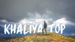 KHALIYA TOP TREK MUNSIYARI | NIGHT STAY AT KMVN