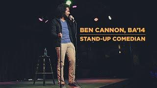 Ben Cannon, BA
