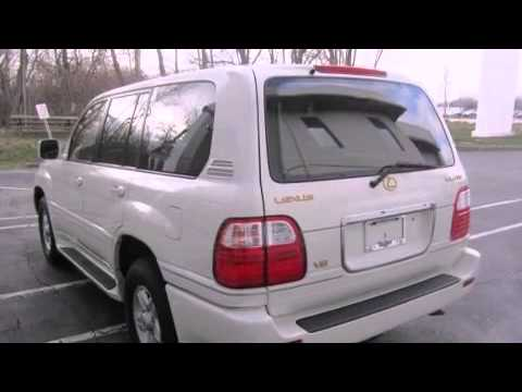 Used 2000 Lexus LX 470 Indianapolis IN 46240