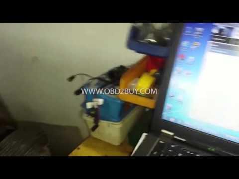 [Test Video] BMW ICOM A2+B+C Diagnostic & Programming Tool www.OBD2Buy.com