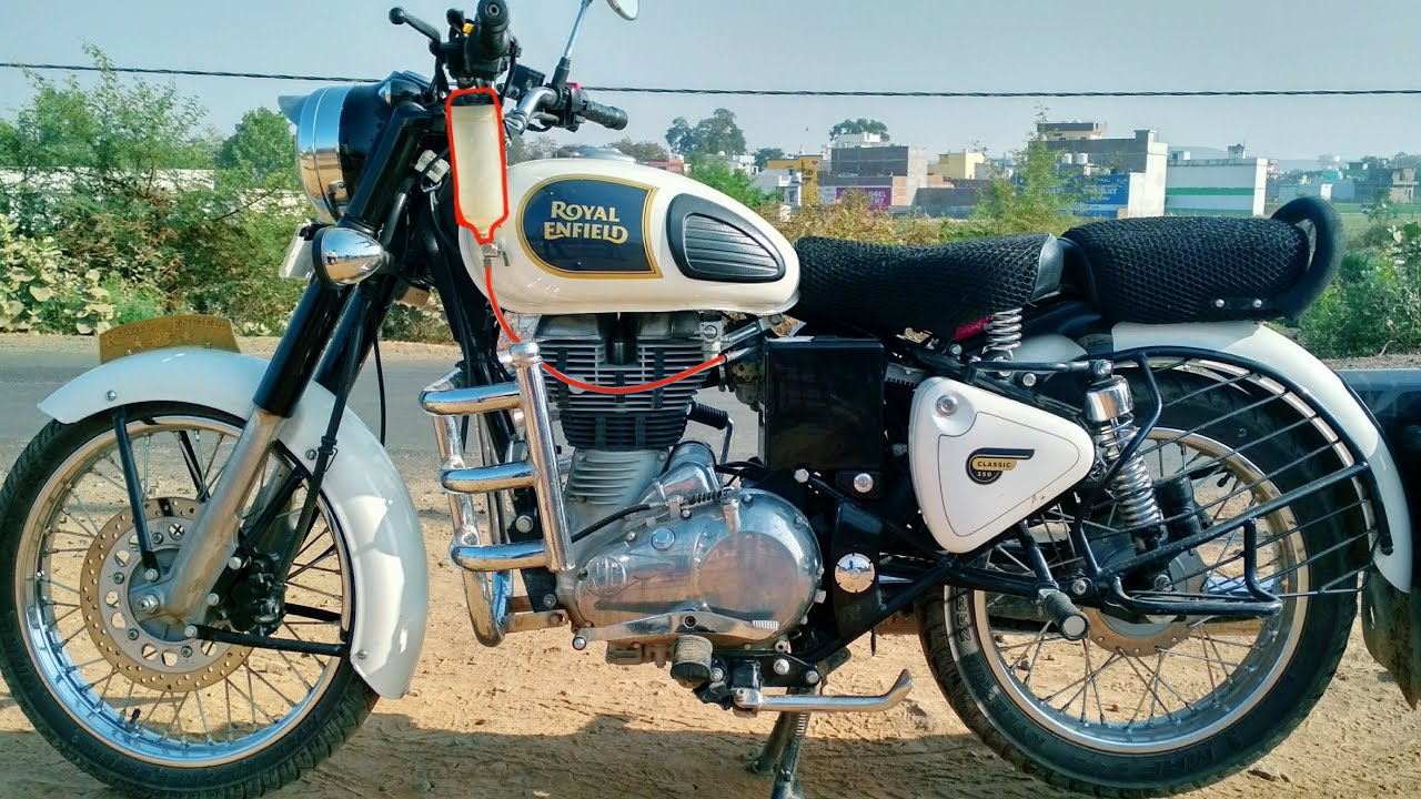 royal enfield classic 350 mileage test 2018 youtube. Black Bedroom Furniture Sets. Home Design Ideas