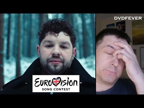 Eurovision UK 2020 entry James Newman - My response to this