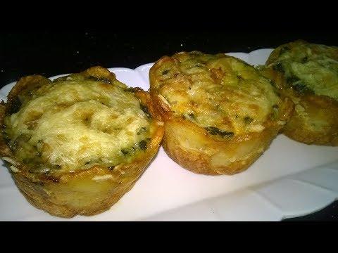 recette-du-gratin-épinards-viande-hachée-fromage-patates-وصفة-غراتان-السلق-اللحم-المرحي-الجبن