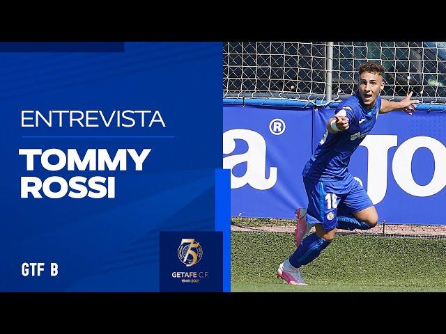 Rossi abrió el marcador para el Getafe B