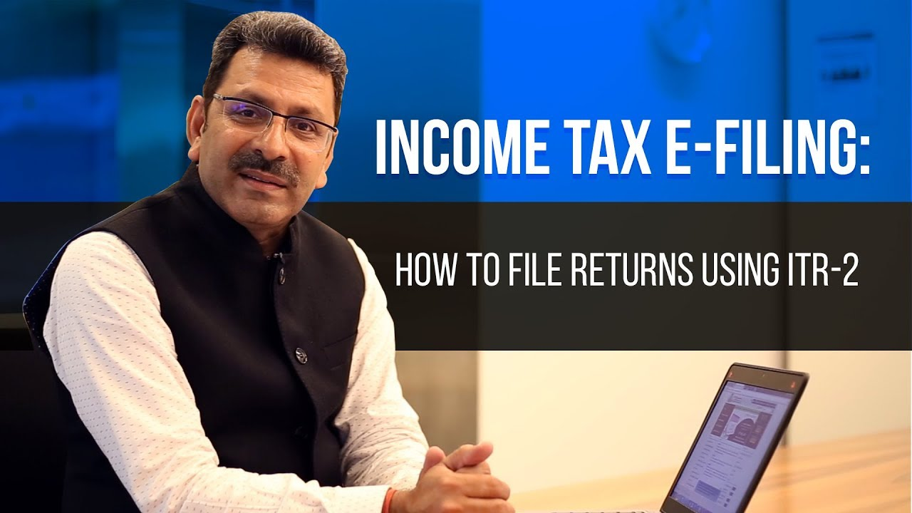 step by step guide to file itr