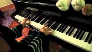 Vince Guaraldi Trio - Skating (Piano Cover)