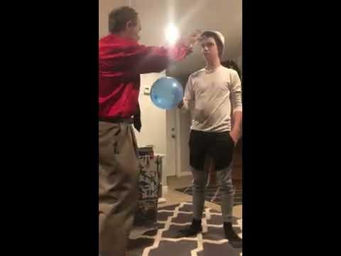 NY Mentalist Robert McEntee Thrills Spectator With Energy Magic! http://ww.MindReaderMagician.com