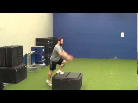 SPLIT BOX JUMPS