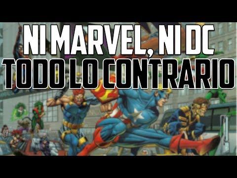 EL LOURE DE LOS COMICS | Marvel, DC y todo lo contrario